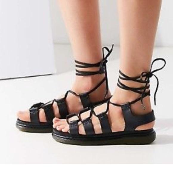 89b11fcf2dd Dr martens gladiator sandal